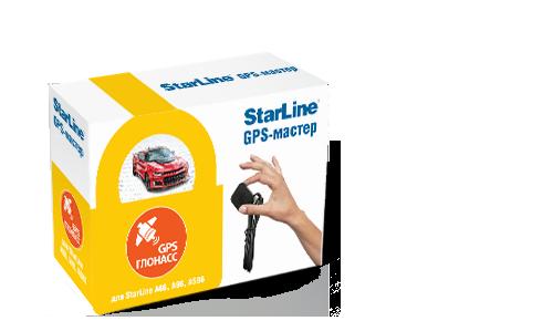 StarLine ГЛОНАСС-GPS антенна Мастер 6
