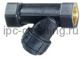 15.0004.12 Фильтры FY5 пластиковый 80л/мин вход 3/4г выход 3/4г