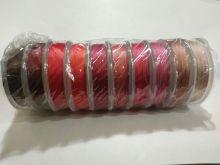 Spark Beads Нить для бисера TYTAN 100 микс красно-розовый