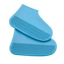 Водонепроницаемые защитные чехлы для обуви, размер S, Синий