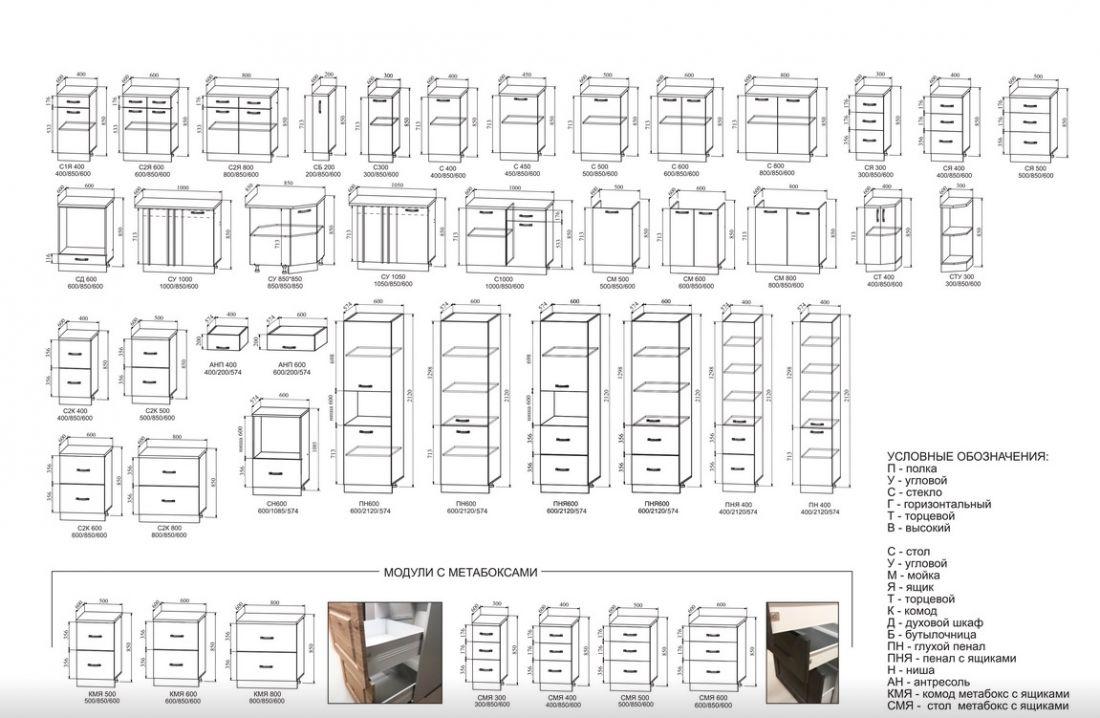 Кухня Лофт 2 МДФ