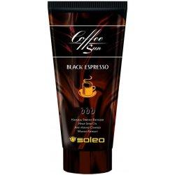 Black espresso 150ml Максимальный натуральный бронзатор загара с запахом кофе эспрэссо