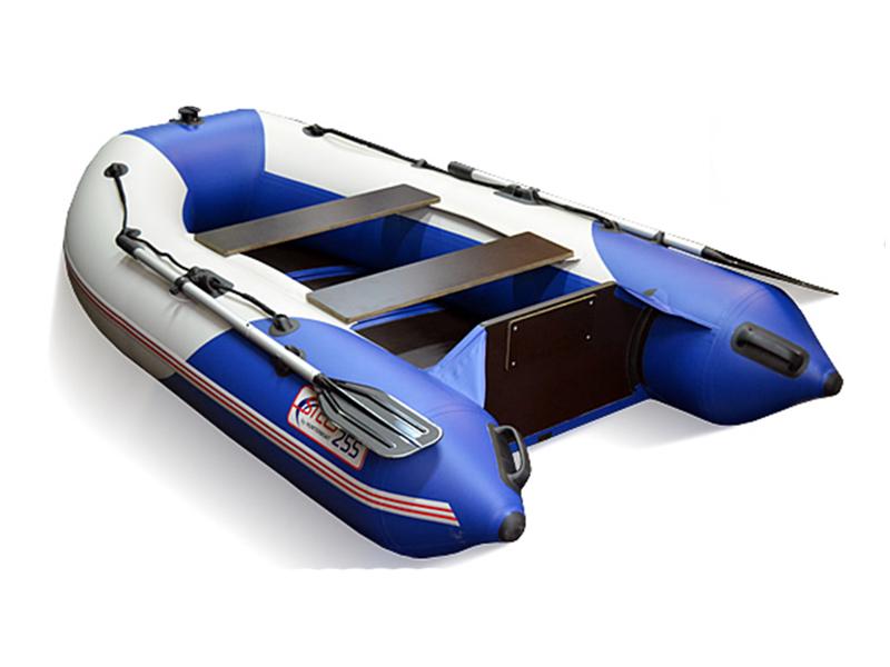 Надувная лодка HUNTERBOAT Стелс 255
