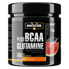 Maxler - BCAA + Glutamine