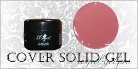 COVER SOLID  ROYAL GEL 30 мл