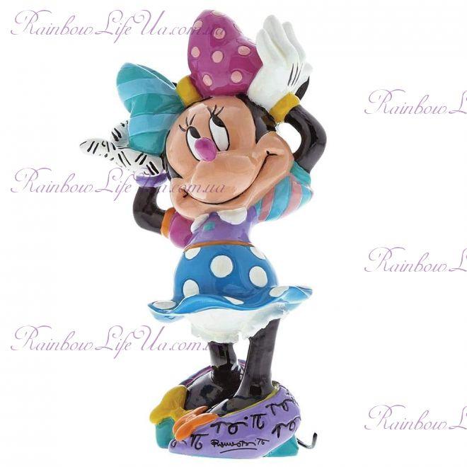 """Фигурка мини Минни Маус """"Disney. Britto"""""""