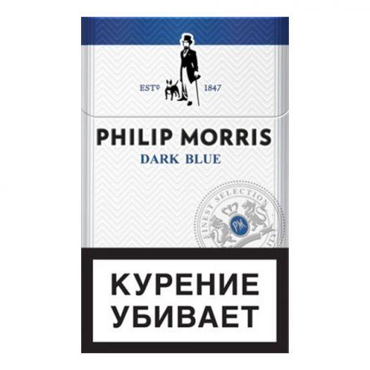 PHILIP MORRIS Dark Blue