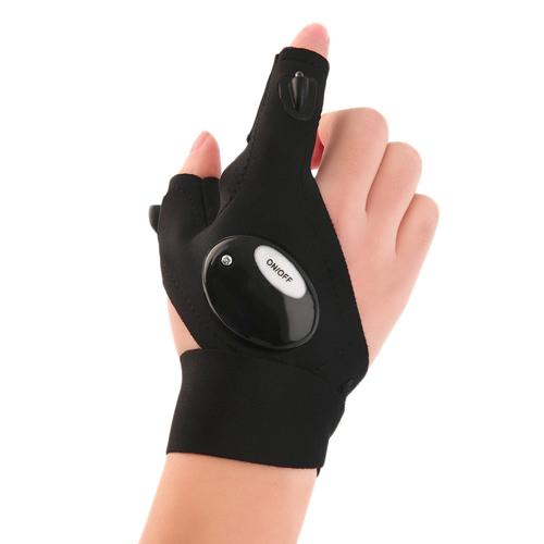 Перчатка со встроенным фонариком Glove Lite.