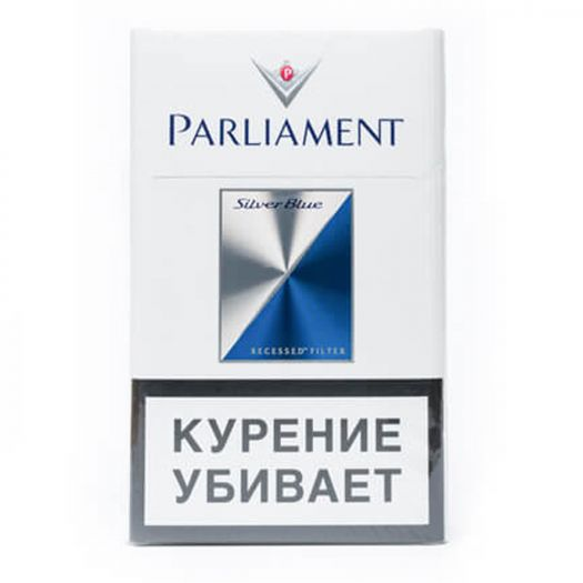 PARLIAMENT Silver Blue