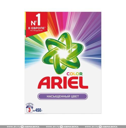 "ARIEL ""Color"" 450 гр."