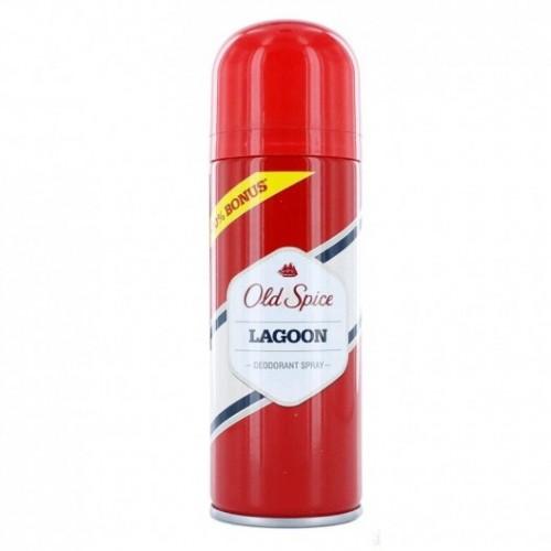 "Old Spice ""Lagoon"" spray"