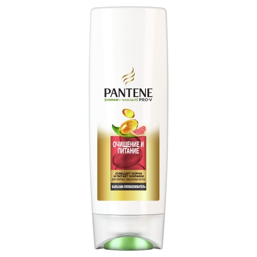 """Pantene """"Очищение и питание"""" бальзам"""