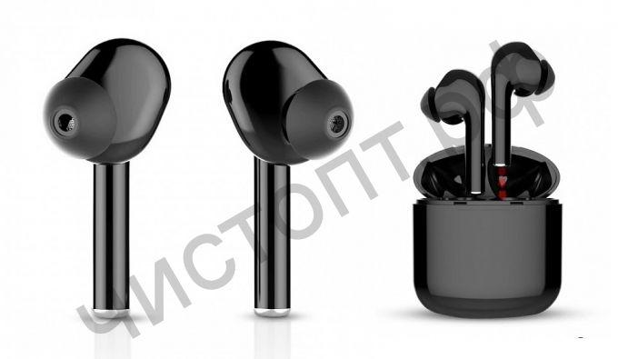 Bluetooth гарнитура стерео OT-ERB28(TWS2) Черный