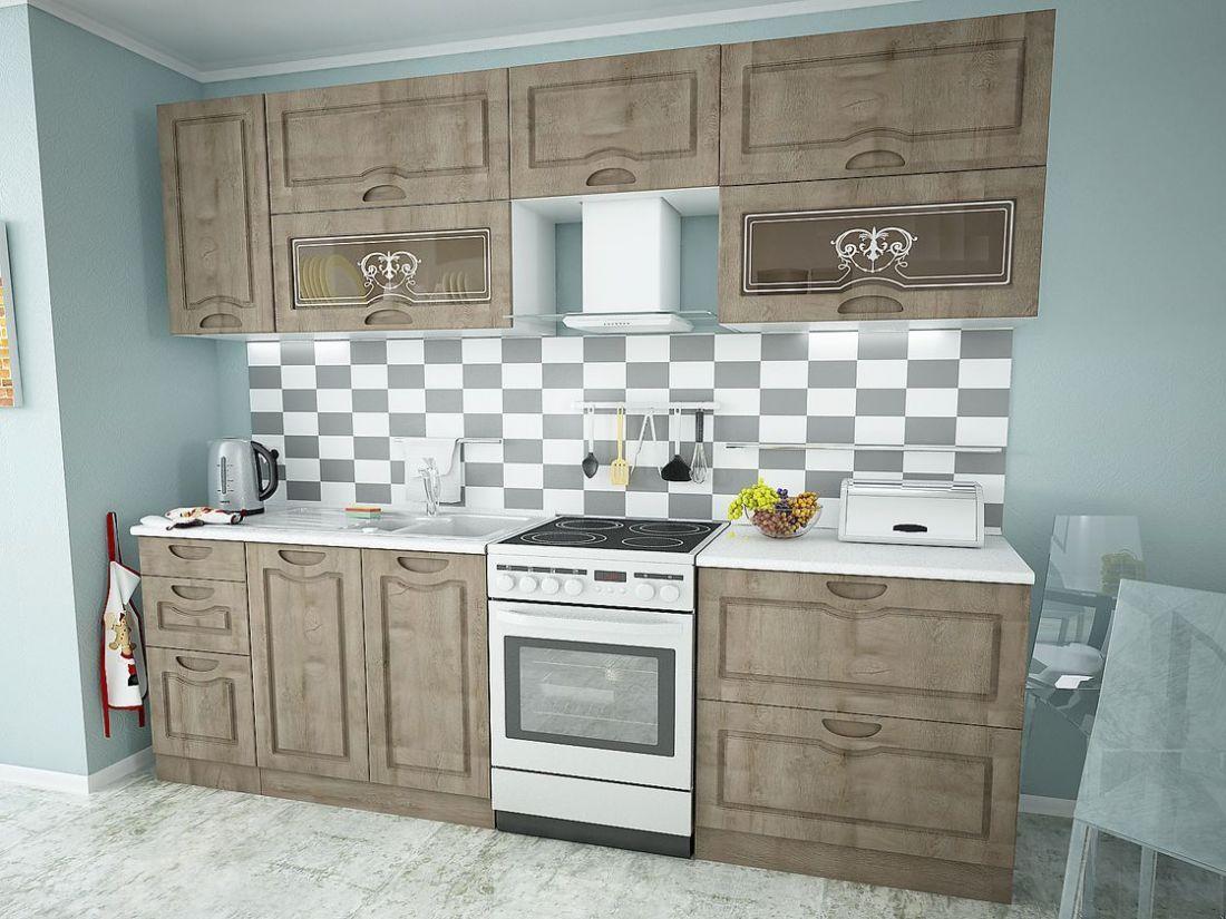 Кухня Сопрано МДФ