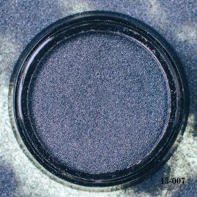 Шиммер Hanami, чёрный лазерный, 1/360 2 гр.