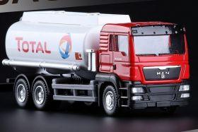 Модель грузовика машинка 1:64 MAN Автоцистерна