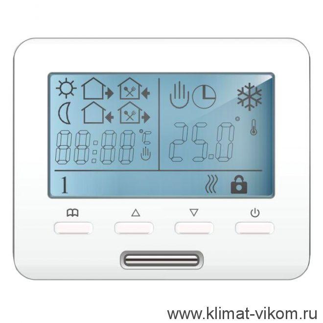 Электронный термостат TIM (недельное програмирование) выносной датчик RTC03 в комплекте