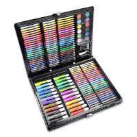 Набор для рисования в чемодане Super Mega Art Set 168 предметов (цвет черный)_4
