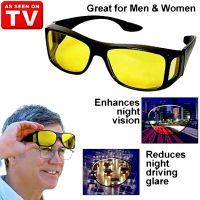 Антибликовые очки HD VISION Wrap Arounds 2 пары_5