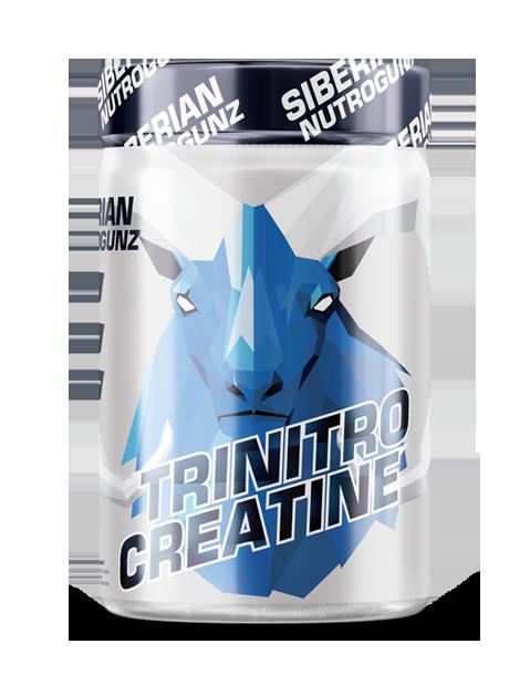 TriNitroCreatine от Siberian Nutrogunz 225 гр 30 порций