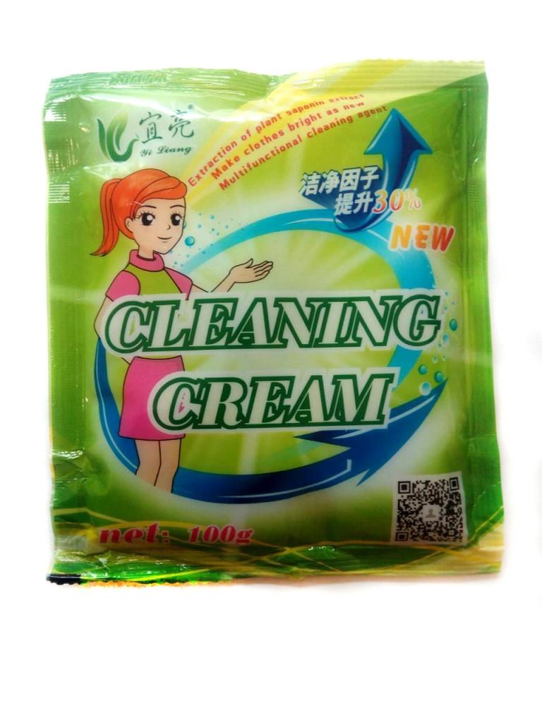 Японский волшебный чистящий крем CLEANING CREAM