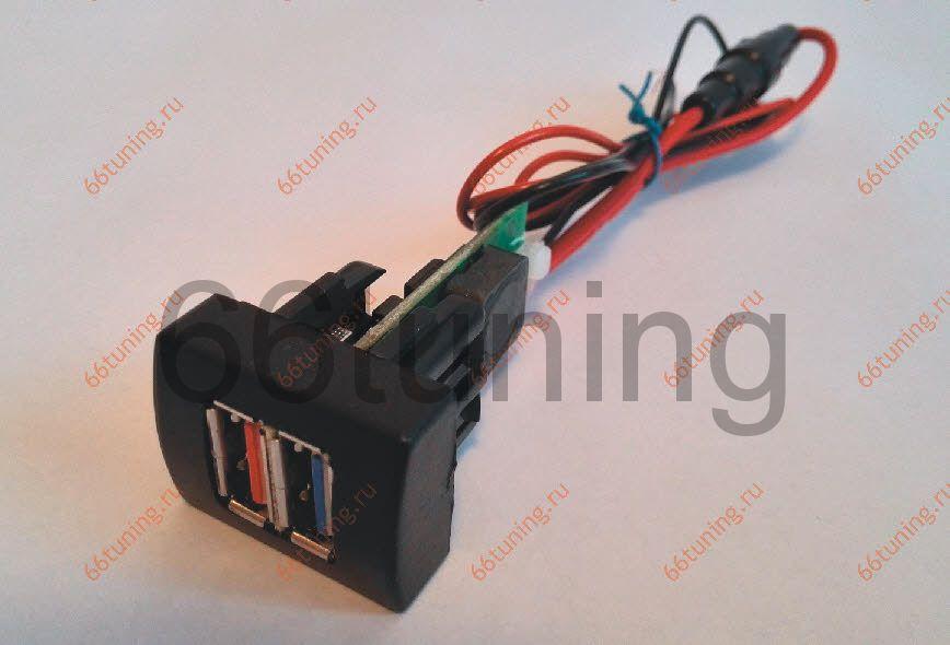 Розетка-USB для Granta,Kalina