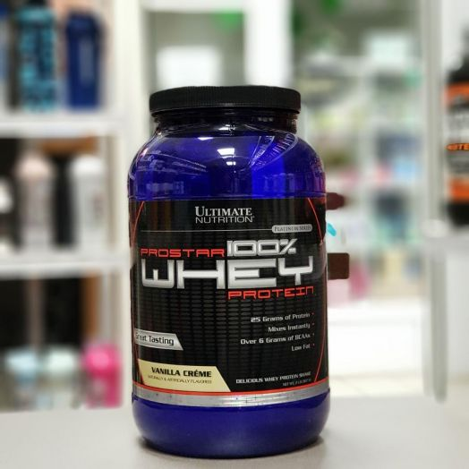 Ultimate - Prostar Whey (907г/2lb)