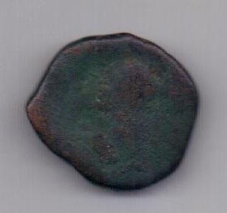 тетрадрахма 1 в. н.э. Cкифы Кушаны