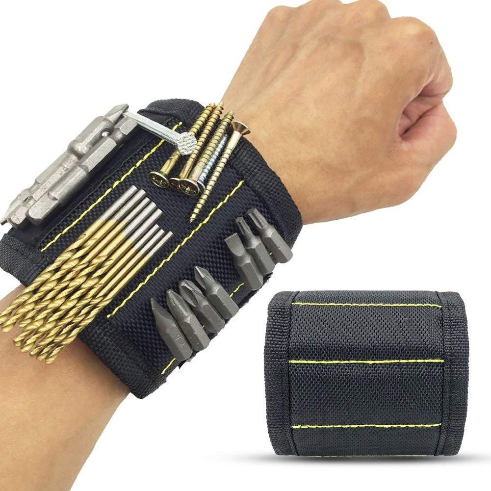Строительный магнитный браслет Magnetic Wristband (5 магнитов)