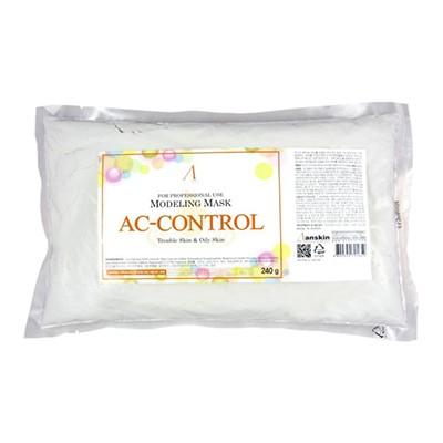 Альгинатная маска Anskin AC Control Modeling Mask (Пакет)