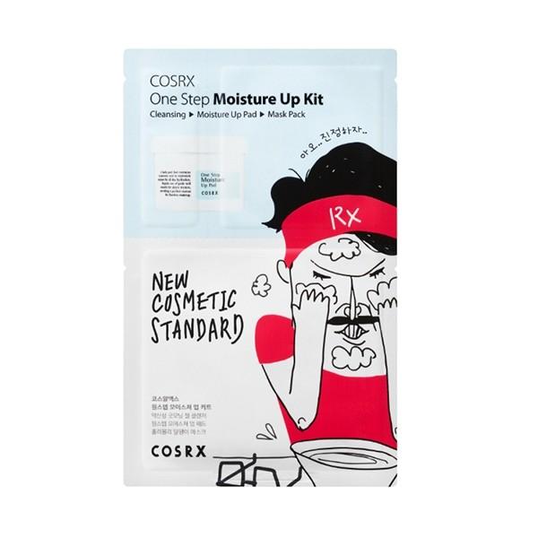 Набор по уходу за кожей лица CosRX One Step Moisture Up Kit
