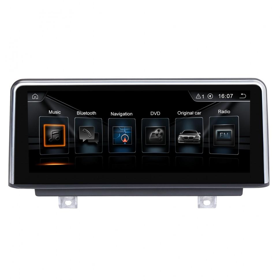 "Монитор Radiola RDL-8513 EVO для BMW 4 серии F32/F36 EVO Android 9.0   10,25"""