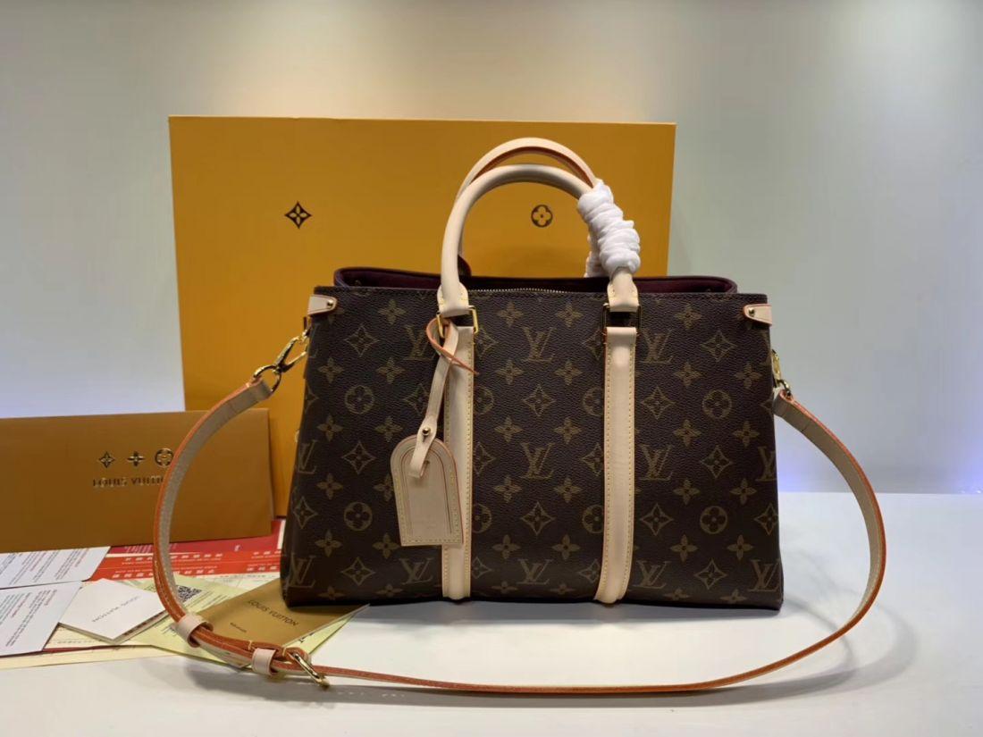 Louis Vuitton Soufflot MM