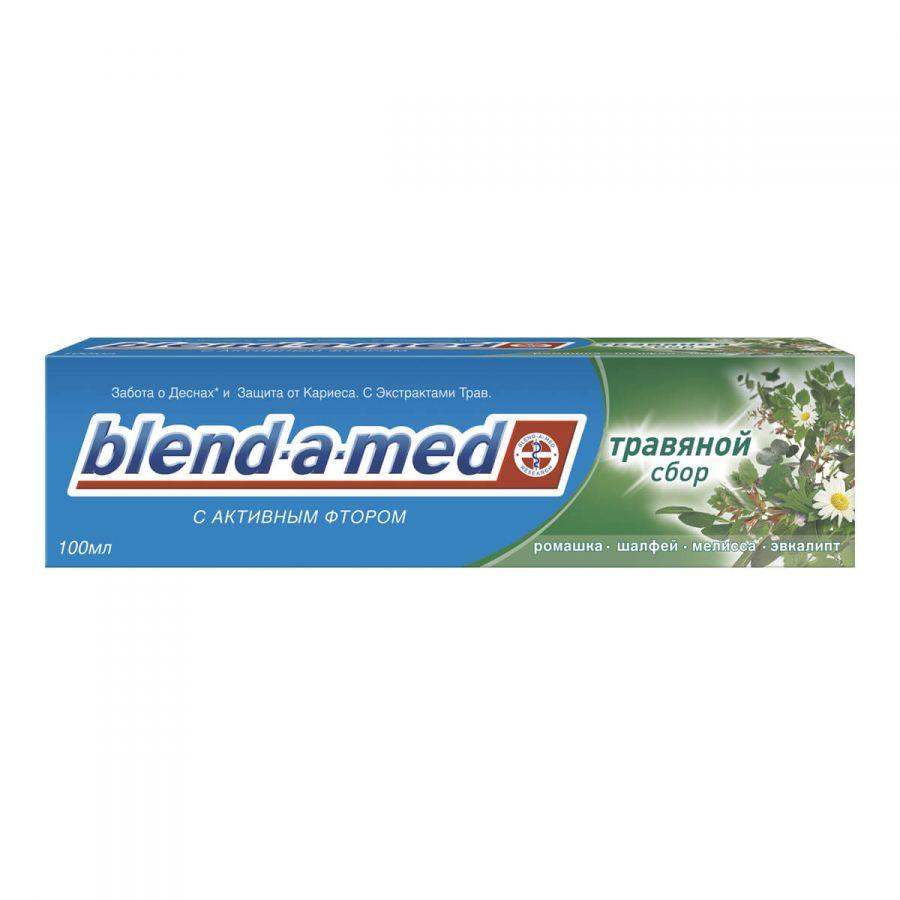 """Blend-a-med """"Травяной сбор"""" 100 мл."""