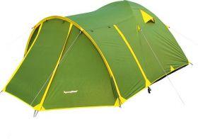 Палатка RockLand Discoverer 3+ зеленый