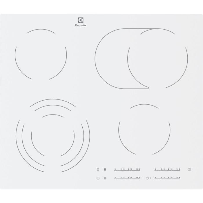 Электрическая варочная панель Electrolux CKE 6450 WC