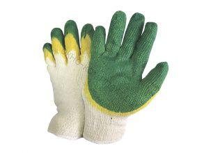 Перчатки с двойным латексным обливом , утеплённые