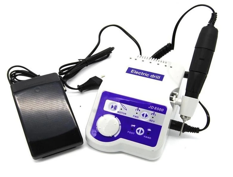 Аппарат для педикюра и маникюра JD8500 до 35000т. оборотов 65W