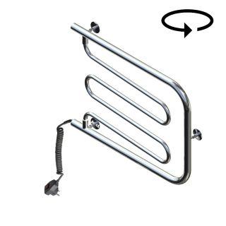 Электрический полотенцесушитель ПЭК22 Твист (поворотный)
