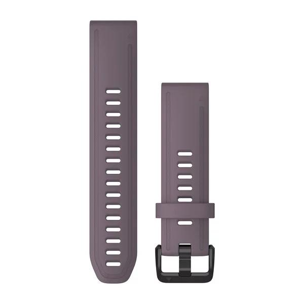 Ремешок сменный QuickFit 20мм силиконовый фиолетовый