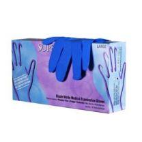 Перчатки смотровые нитриловые XL