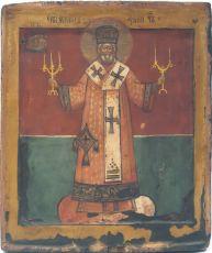 Игнатий Константинопольский святитель