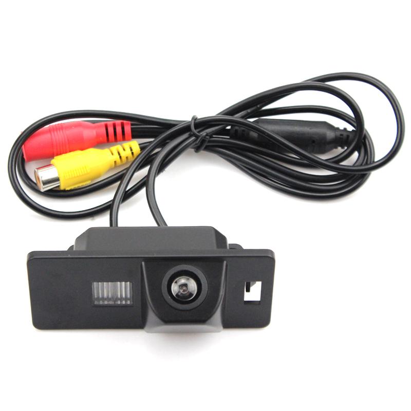 Камера заднего вида Ауди Q5