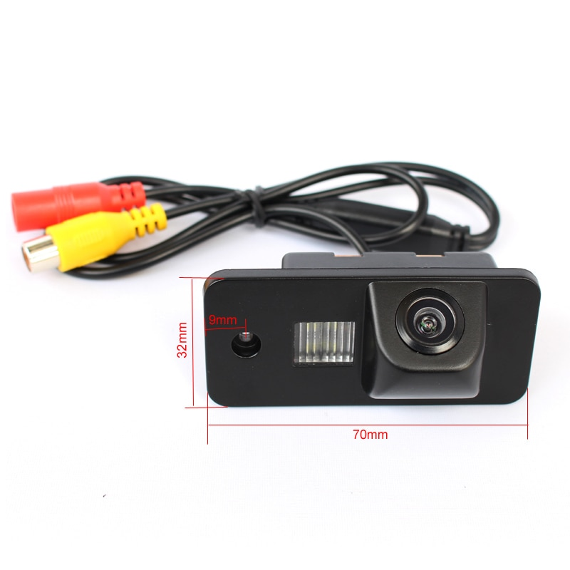 Камера заднего вида Ауди S4