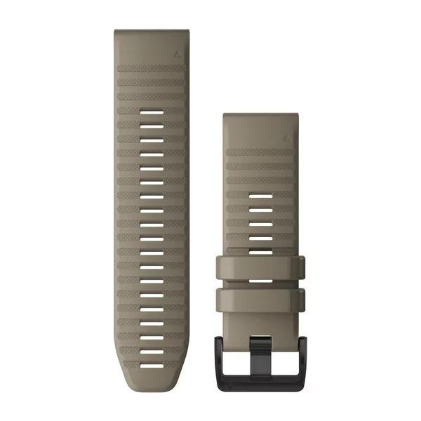 Ремешок сменный QuickFit 26мм силиконовый песочного цвета