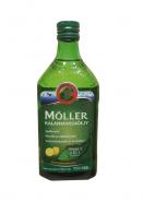 Moller's Omega-3 Kalanmaksaoljy, Жидкий рыбий жир со вкусом лимона, 500 мл.