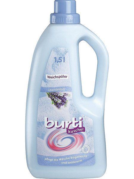 Burti Kushel Кондиционер-ополаскиватель для белья с ароматом Лаванды 1.45 л