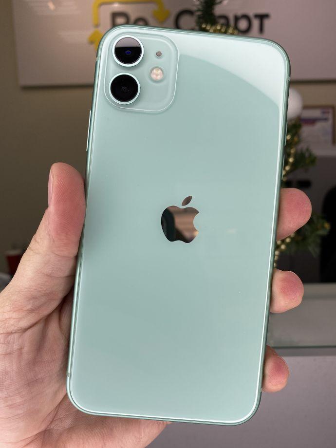 iPhone 11 128ГБ Зеленый