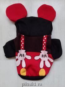 Толстовка с капюшоном - Мики-Маус