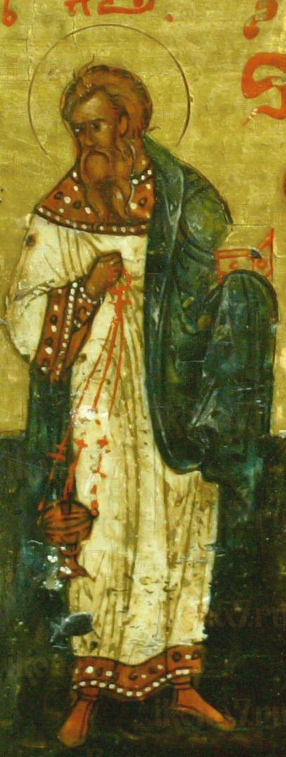 Икона Агафопод Солунский  мученик